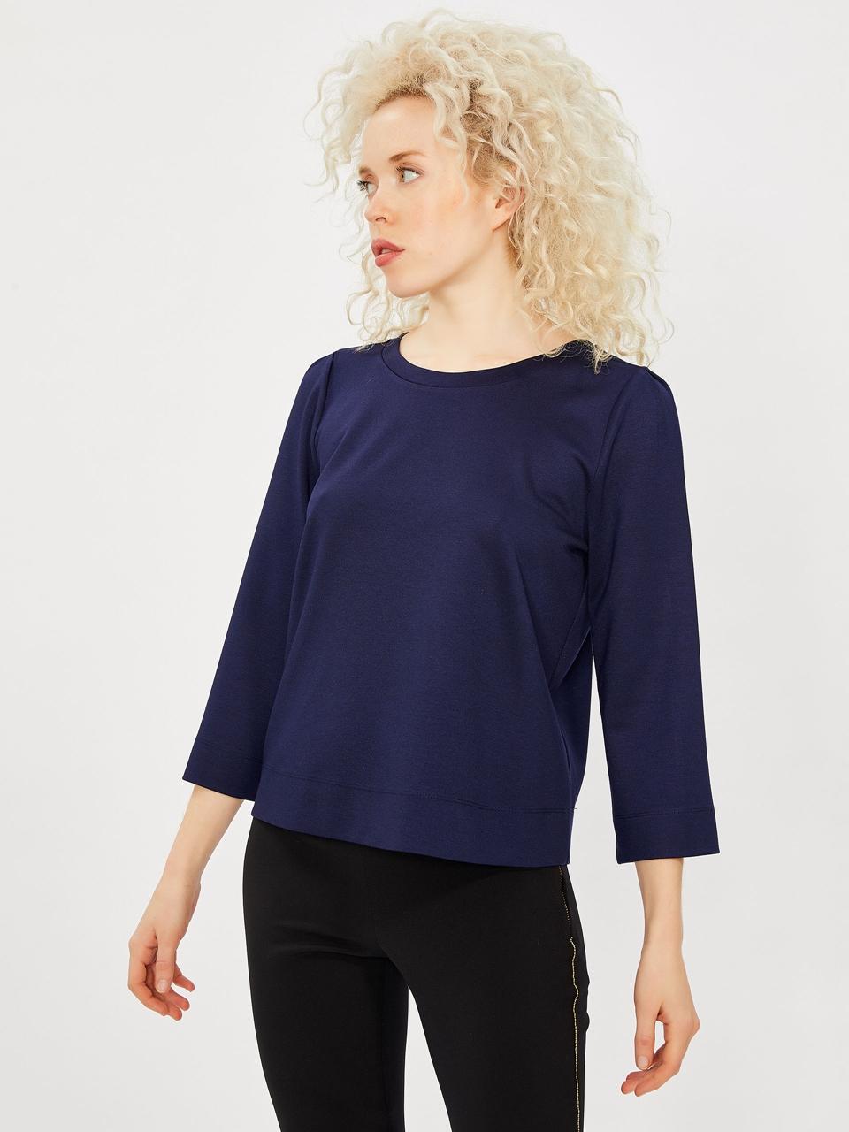 Zero Collar Truvakar Handle Blouse