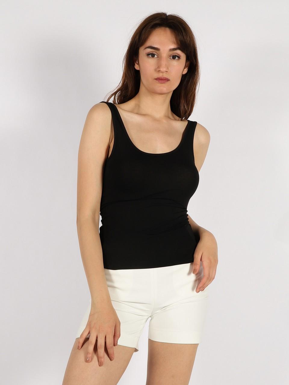 Low Back Flexible Top