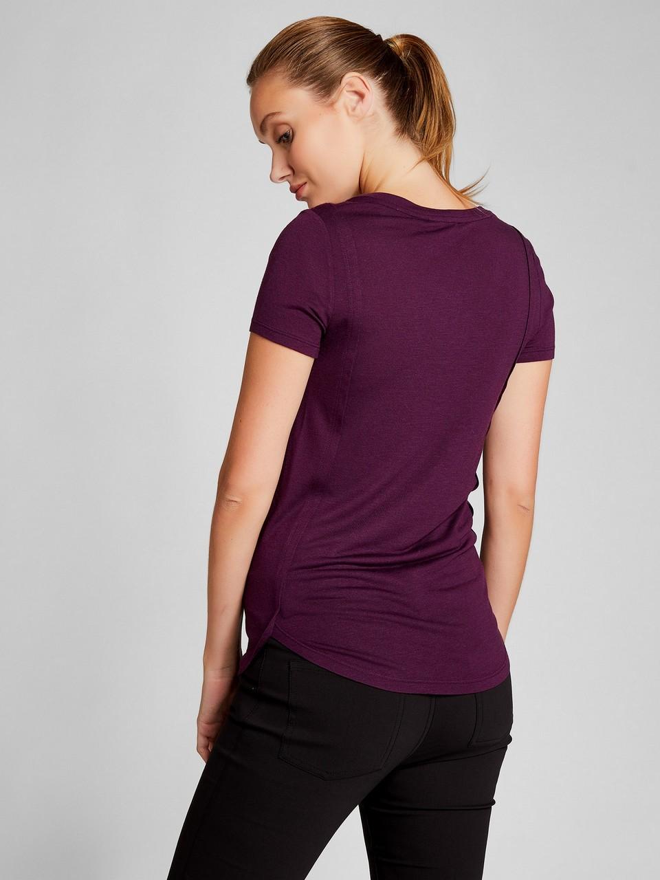 Sıfır Yaka Yünlü Basic Bluz