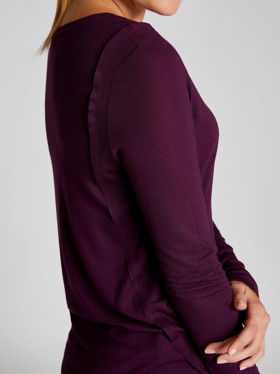 Uzun Kol Yünlü Basic Bluz