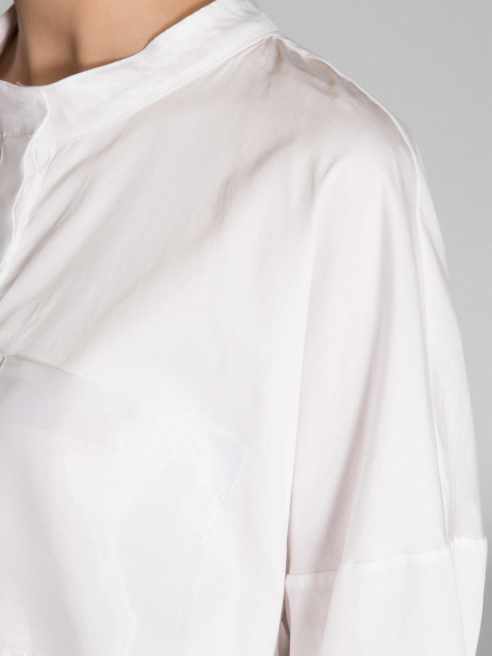 Hakim Yaka Yarım Kol Gömlek