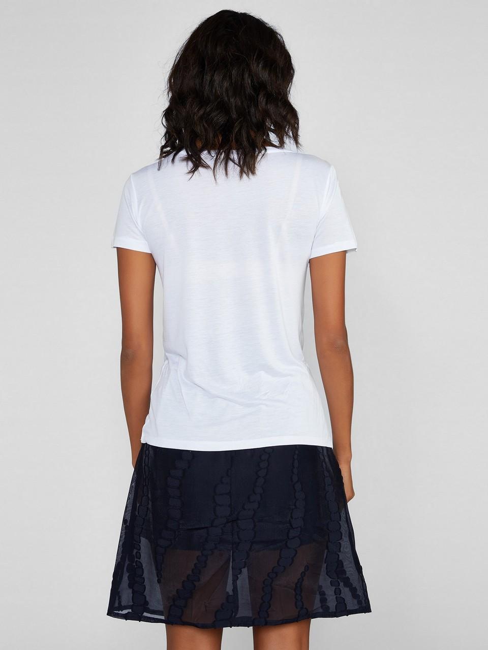 Sıfır Yaka Basic Bluz