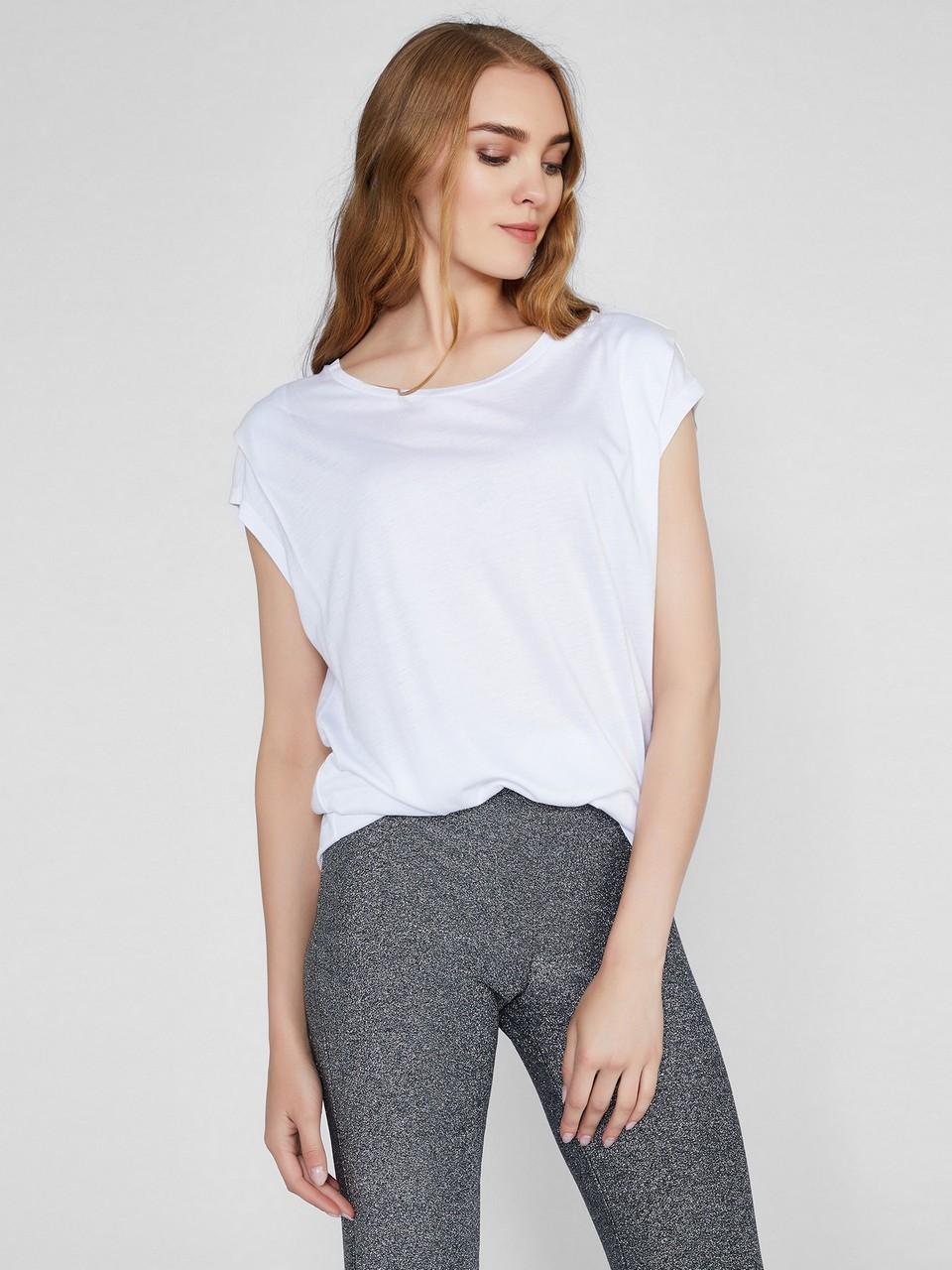 Japone Kol Sıfır Yaka Bluz