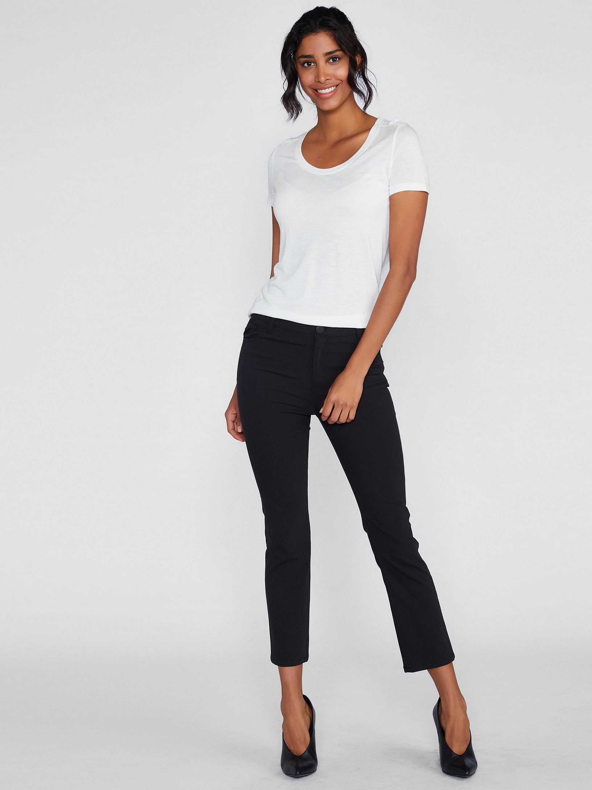 Beş Cep Pamuklu Pantolon