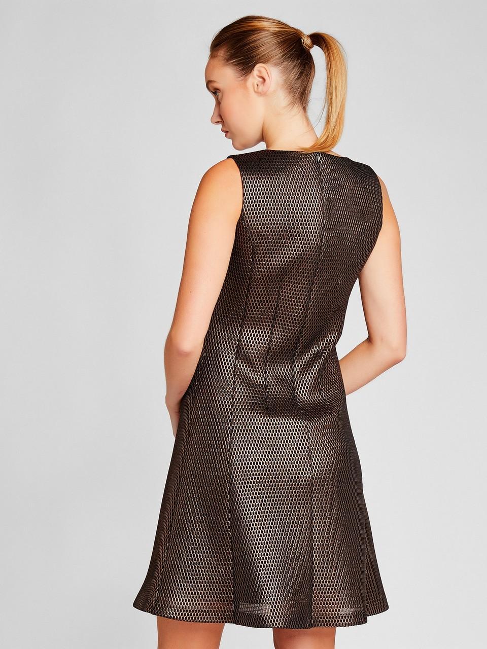 Kolsuz Mini Elbise