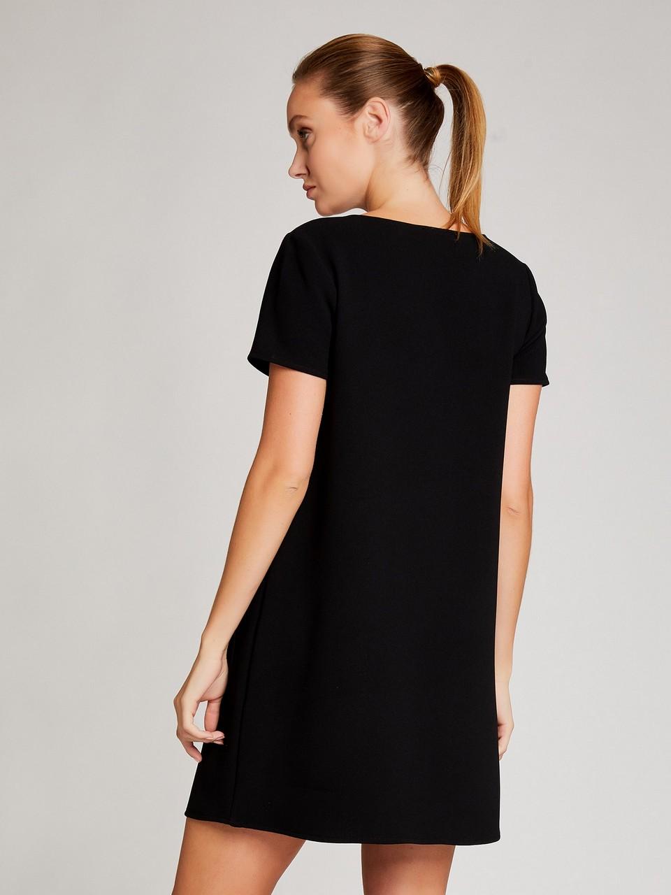 Kısa Kol Mini Elbise