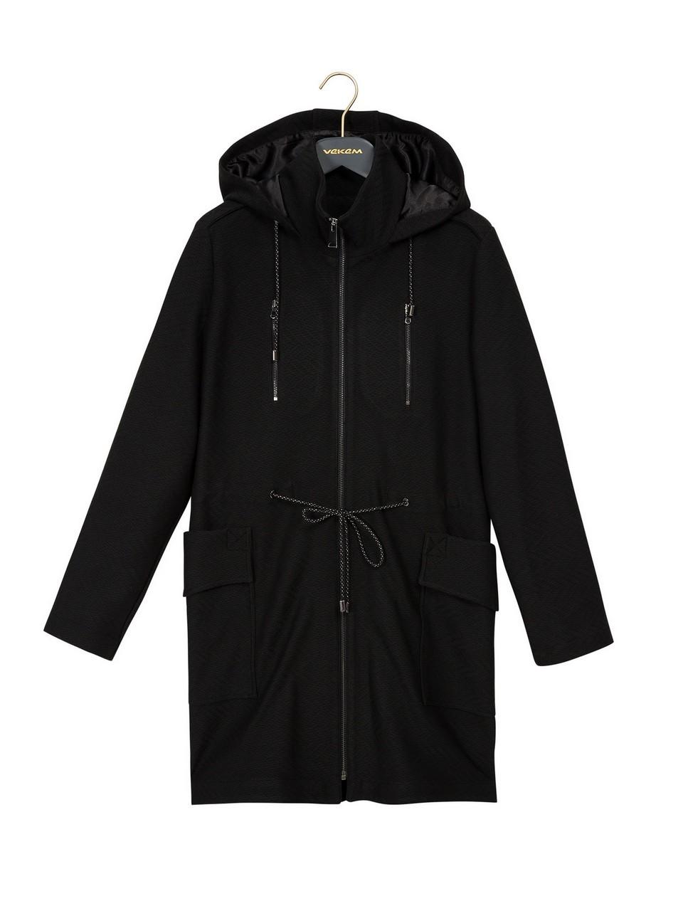 Hooded Trenchcoat