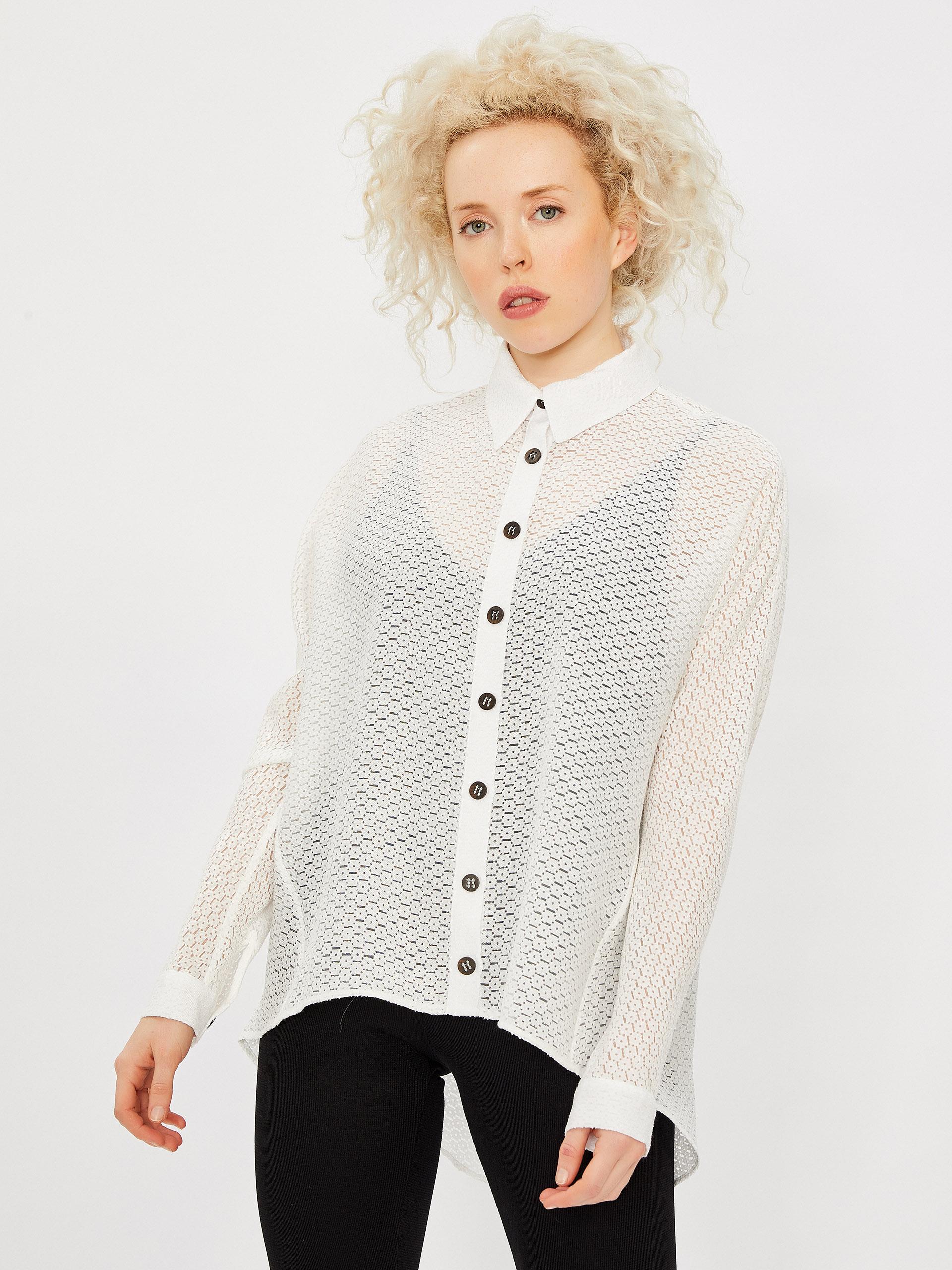 Asymmetric Cut Shirt