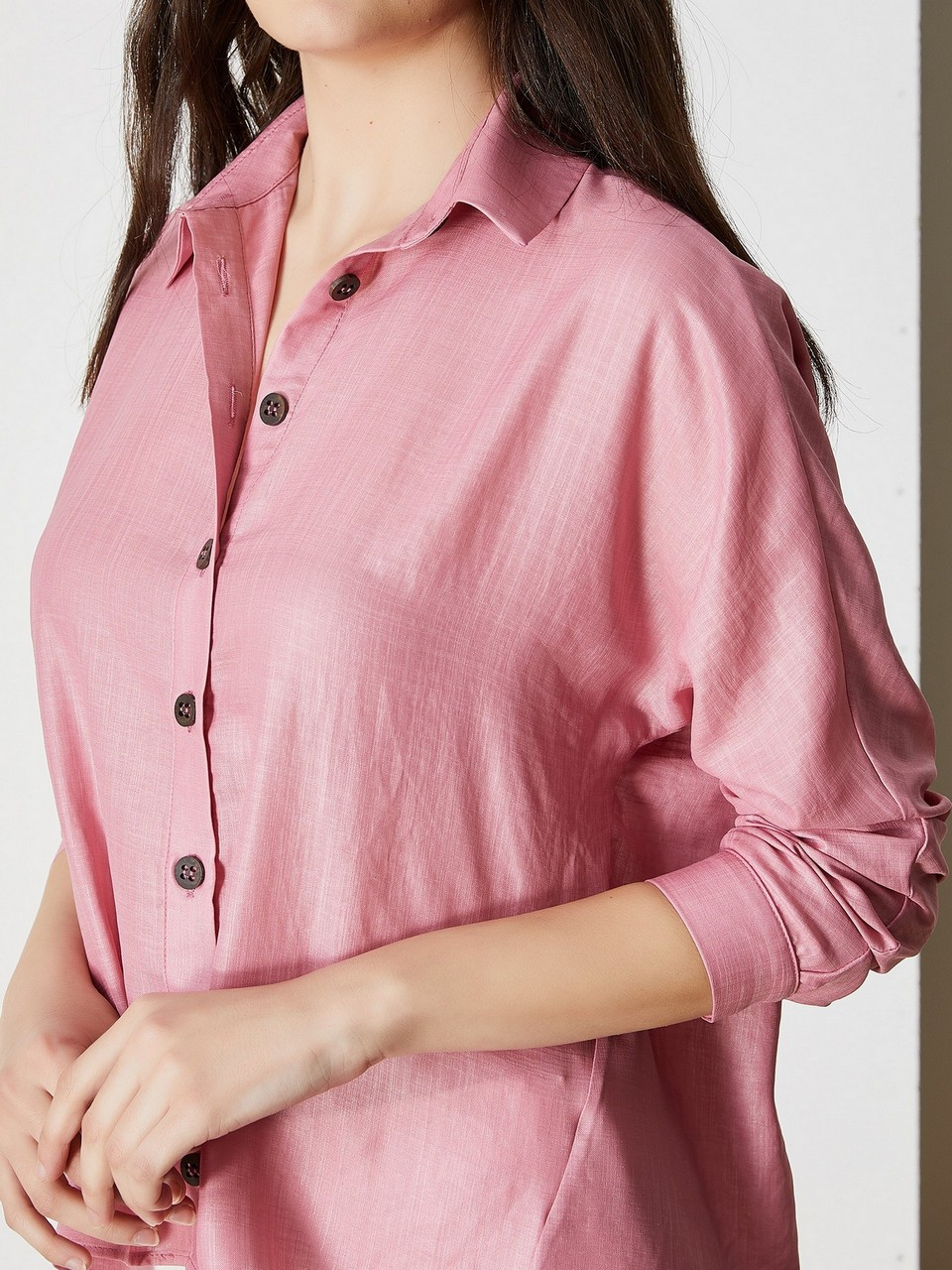 Asymmetric Cut Shirt