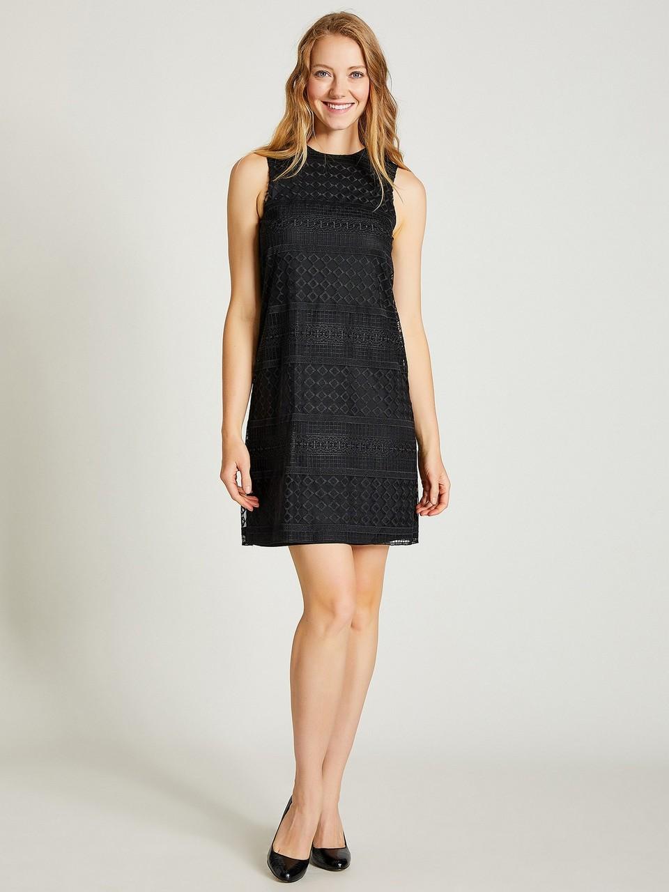 Sleveless Lace Dress