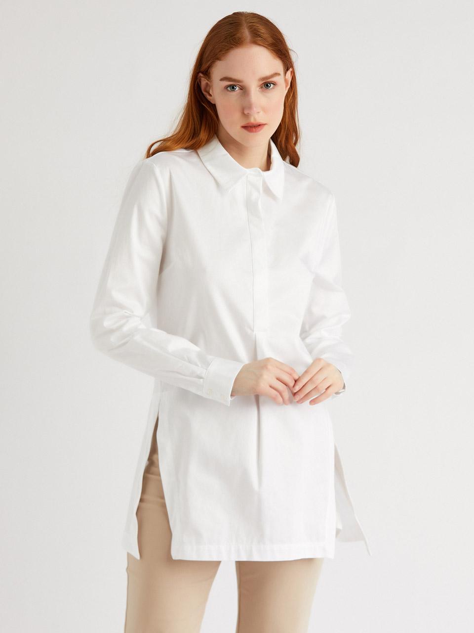 %100 Pamuklu Gömlek