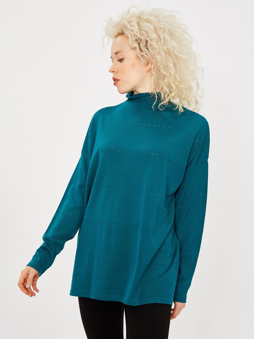 Turtleneck Long Sleeve Knitwear