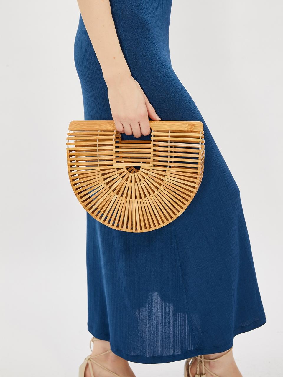 Wood Look Bag
