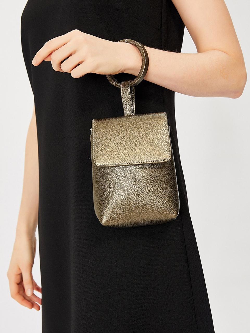 Bracelet Leather Bag